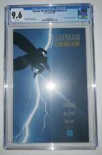 Batman Dark Knight Returns #1 CGC 9.6 White Pages - 1st Print 1986