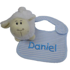 New Personalised Baby Bib Gift