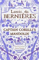 Captain Corelli's Mandolin,Louis de Bernieres- 9780749397548
