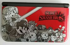 Nintendo 3DS XL Super Smash Bros Limited Edition Console - Red (UK Console)