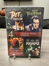 Pit and the Pendulum/Tales of Terror/Masque of the Red Death/Madhouse [Unknown