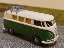1/87 Brekina # 0668 VW T1 b Camper creme dunkelgrün 31590