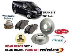 für Ford Transit nach Maß 2.2 TDCi 2012- > Bremsscheiben SET