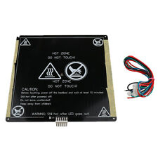 Aluminum Board 120W12V MK3 220X220mm Hot Plate Heat Bed for 3D printer