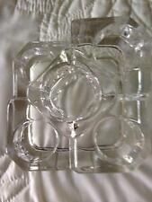 "Partylite P7170 Crystal Castle Tealight Holder Limited Edition ""New in Box"""
