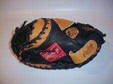 "Rawlings RCM33TB Player Pref. Series/Gold Glove, Lite Toe 33"" Youth Catchers LHT"