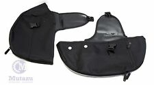 Soft lowers Chaps for Harley Sportster XL1200 XL883 equip with OEM Engine Guard