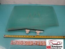 Door Window Glass Rear Left Driver Side Sedan Coupe Infiniti G35 2007 07 2008 08