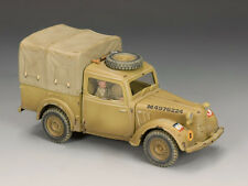 King and Country EA56 EA056 LUCE AUSTIN Utility 8TH versione dell'Esercito LTD ED