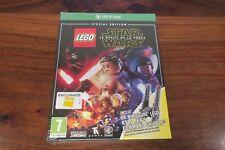LEGO STAR WARS LE REVEIL DE LA FORCE  - SPECIAL EDITION        -- pour XBOX ONE