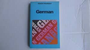 Teach Yourself German (Paperback, 1985)