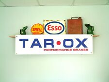 TAROX Performance Brakes BANNER Workshop Garage Shop Retail Advertising sign