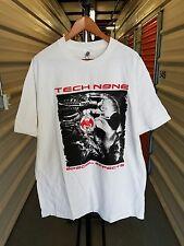 Hip-Hop Rap Music Tech N9ne Special Effects Album T-Shirt. Men's Size XL.