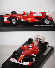 1 18 Hot Wheels Ferrari F10 GP Bahrain 2010 Alonso