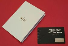 Exclusive Starbucks Seattle Reserve Roastery & Tasting Room gift card. New!