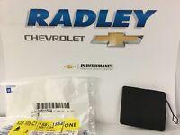 Rear Bumper Tow Hook Access Cover Fits 2007-14 Chevrolet Suburban 1500 15811584