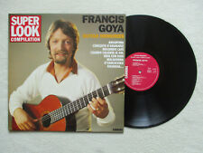 "LP 33T FRANCIS GOYA ""Guitar memories"" CARRERE 61030 FRANCE §"