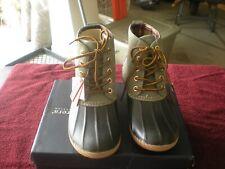 Woman's Waterproff Rubber Duck Boots