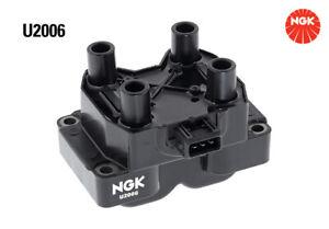 NGK Ignition Coil U2006 fits Land Rover Discovery 4.0 V8 4x4 (LJ,LT) Series 2
