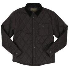 Matix Pacific Quilt Jacket (L) Black