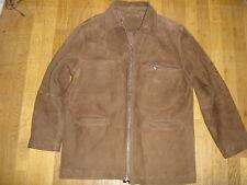 DEVRED manteau cuir vachette taille L valeur 290 euro