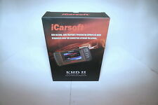 ICARSOFT KHD II KHDII DIAGNOSTIC SCANNER FOR HYUNDAI KIA TRANS ENG SRS ABS RESET