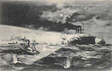 INCIDENT OF HULL, RUSSIAN FLEET ATTACKS ENGLISH FISHING BOATS, used 1904