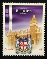 Canada #1973 MNH, Universities - Bishop's University Stamp 2003