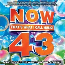 Now That's What I Call Music! 43 by Various Artists (CD, Jul-2012, EMI)
