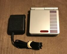 Nintendo Nes Edition Game Boy Advance SP GBA AGS-101 Brighter Screen! Excellent!