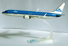 KLM Royal Dutch Airlines Boeing 737-800 1:200 FlugzeugModell B737 Winglets