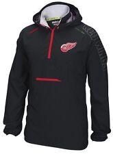 Detroit Red Wings Reebok 2016 Center Ice Anorak Kinetic 1/4 Zip Jacket XL