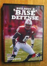 Building A 'Base' Defense by Mike Hankwitz DVD, Football Coaching