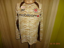 "FC St.Pauli DoYou Football Langarm DFB Pokal Trikot 2005/06 ""mobilcom"" Gr.XL TOP"