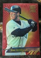 1994 TOPPS STADIUM CLUB - KEN GRIFFEY JR  #5 FINEST INSERT CARD SEATTLE MARINERS