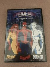 spiderman And His Amazing Friends Complete Series On Dvd