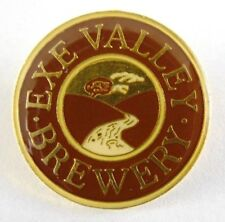 Exe Valley  Brewery Pin Badge - Pub - Ale House - Enamel