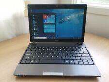 "Acer Aspire One753 11.6"" Laptop Celeron U3600 @1.2Ghz 4Gb 60GB SSD Win10P HDMI"