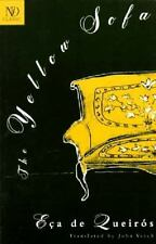 The Yellow Sofa by Jose Maria de Eca de Queiros (1996, Paperback) NEW