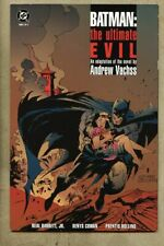 GN/TPB Batman The Ultimate Evil Book 2 1995 nm- 9.2 Andrew Vachss