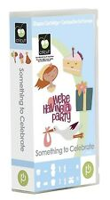 Cricut Cartridge - Something to Celebrate - Party - Cards, Boxes, Bags +