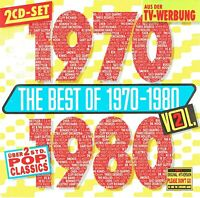 (2CD's) The Best Of 1970 - 1980 Vol. 2 - Hotlegs, The Move, Christie,The Buggles