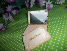 New listing Vintage Helena Rubenstein Powder Compact ~ Gold Tone