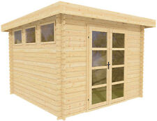 10'x10' Storage shed, garden modern shed, pool house. Moderna