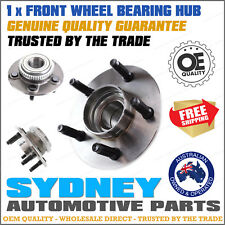 1 x For Ford Falcon Front Wheel Bearing Hub Fairlane AU BA BF XR6 Territory ABS