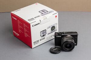 Canon EOS M100 KIT Vorführer!