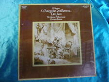 Sealed Classical LP: Krauss - Strauss - Le Bourgeois Gentilhomme Don Juan