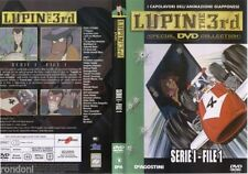 DVD - LUPIN THE 3RD SERIE I-FILE 1