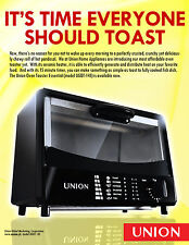 Union Oven Toaster Essential For Sale
