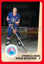 1988-89 ProCards AHL #305 Duncan McPherson